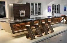 Innovative Unique Modern Kitchens Designed Steel Wood Ceramic Plastic
