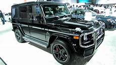 2014 mercedes g class g63 amg exterior and interior