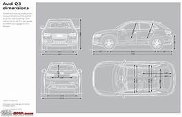 Audi Q3 Trunk Space Dimensions  Cars Review Release