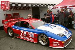 01 AG8270 Nissan Z32 300ZX Le Mans  Datsun/Nissan ポルシェ
