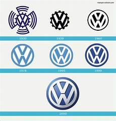 L Histoire Du Logo De Volkswagen Sigles Volkswagen