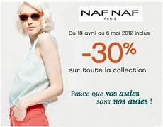 Bon Plan Naf Naf 30 De R 233 Duction En Magasin Et Sur Le
