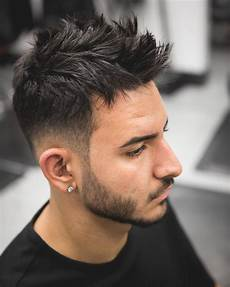 Mens Sides Hairstyles