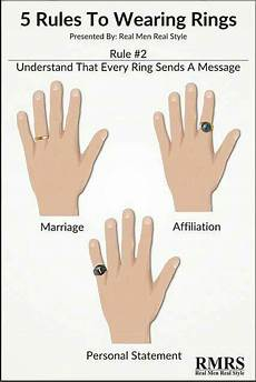 5 rules to wearing rings ring finger