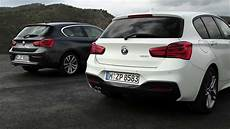 the new bmw serie 1 f20 facelift 2015