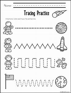 science tracing worksheets 12416 pin on space activities