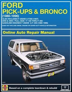 online car repair manuals free 1997 ford f250 security system 1997 ford f 250 haynes online repair manual select access ebay