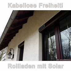 solar rollladen schnell montiert und spart kosten