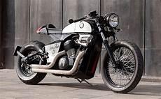 Honda Shadow Vt600 Cafe Racer