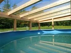 ueberdachung mit polyester wellbahn selbst 220 berdachung hauseing 228 nge terrassen swimmingpools