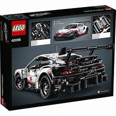 Lego Technic Porsche 911 Rsr 42096 Big W