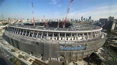 jo japon 2020 le nouveau stade national sera t il pr 234 t pour les jo de