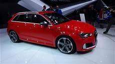 2016 Audi Rs3 Sportback 2 5 Tfsi Quattro Exterior And