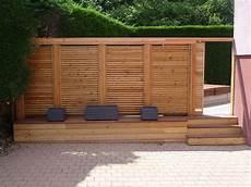 brise vue persienne bois brise vue bois persienne beau brise vue bois castorama