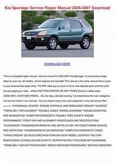 download car manuals pdf free 2007 kia sportage navigation system kia sportage service repair manual 2006 2007 by katrina scholle issuu