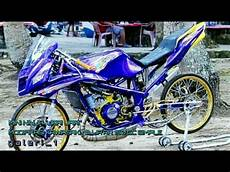 150 Rr Modif Simple by Modifikasi Kawasaki Rr 150 Cc Simple Mini