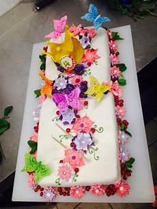 immagini torte con fiori la rosa bulgara torta con i fiori crema al mascarpone e