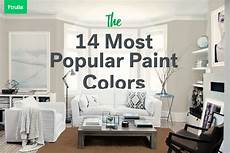 the 14 most popular paint colors they make a room bigger