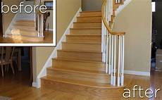 Floor Before And After by Before After Wood Flooring Home Makeovers Danhiggins
