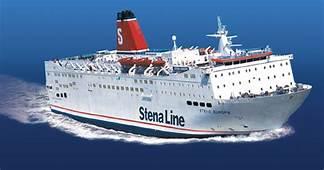Stena Europe  Fishguard To Rosslare Line