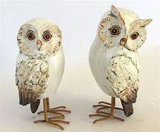 beautiful bird owl figurines owl ornament bird figurine garden statue sculpture