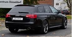 Audi Rs6 Wiki - file audi rs 6 avant c6 heckansicht 2 26 oktober