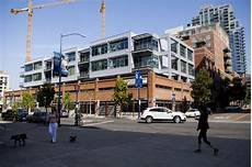 Apartments In Gasl Quarter San Diego by New Tech Companies Buildings And The Downtown Space