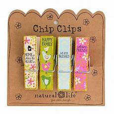 quot home is where quot chip our wooden chip clip sets are