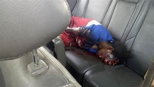 Graphic Photos From Horrific Accident In Port Harcourt