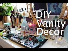 diy vanity decor b2s giveaway winners youtube