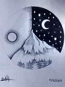 el d 237 a y la noche dibujo pencil drawings art sketches y art sketchbook