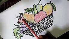 Sketsa Gambar Apel Yang Mudah Contoh Sketsa Gambar