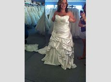 Large breasts and wedding dresses   Page: 2