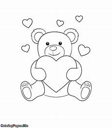 holding big for s day coloring page