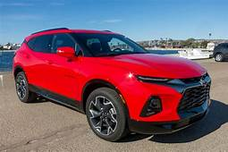 2019 Chevrolet Blazer First Drive Going For Style Over