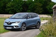 Essai Renault Grand Scenic 4 Dci 160 Edc L Alternative