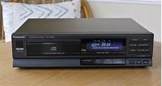 panasonic cd player vintage panasonic sl pj325a cd player made in germany