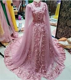 Baju Pengantin Jilbab Modern Style Fashion Muslimah