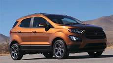2018 Ford Ecosport Ses Drive Interior And Design