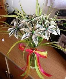 Zur Hochzeit Einen Baum Mit Geldscheinen Und M 252 Nzen