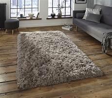 soft tufted shaggy rug polar 8 5cm pile 100