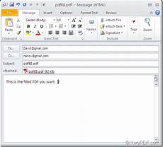 how to fill pdf forms and email filled pdf verypdf knowledge base