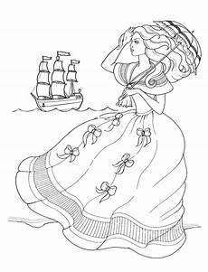 Malvorlagen Princess Malvorlagen Princess Of The Sea