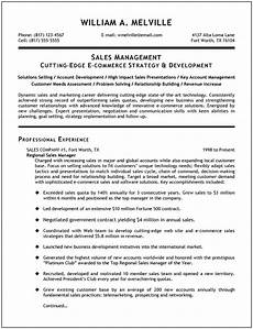 resume and cv s resume exles sales resume manager