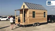 kleine mobile häuser hammer h 228 user bei tchibo schreinerei fertigt tiny houses