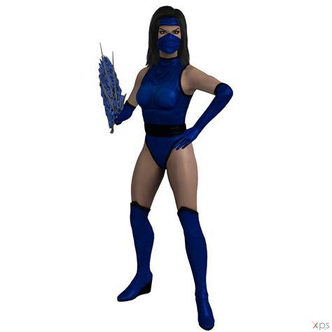 Kitana Mk2 Costume