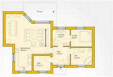 grundriss l form 21 best bungalow l form