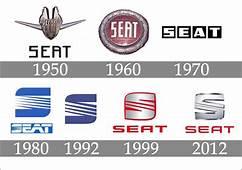 SEAT Logo History  Cars Heraldry / Автогеральдика Logos