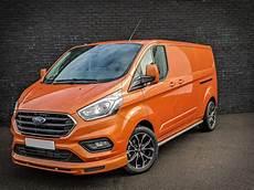 Ford Transit Custom Wasp Leasing Swiss Vans
