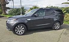 2019 land rover lineup 2019 land rover new discovery hse si6 test drive our